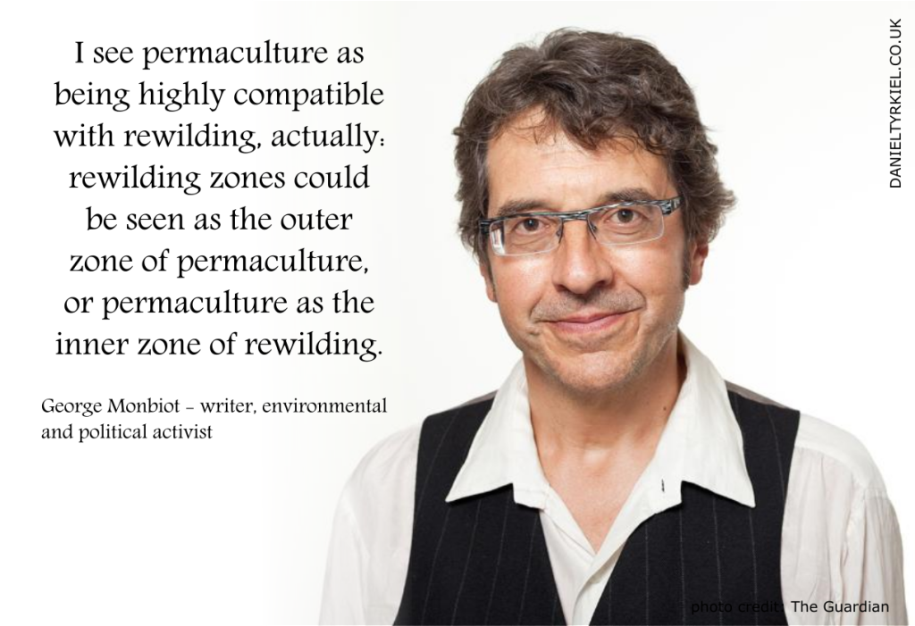 george monbiot permaculture endorsement